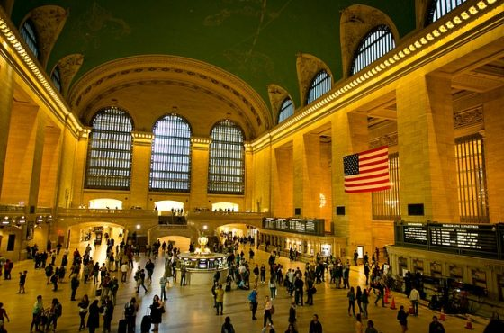 central station in new york