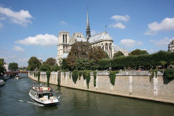 getting around paris
