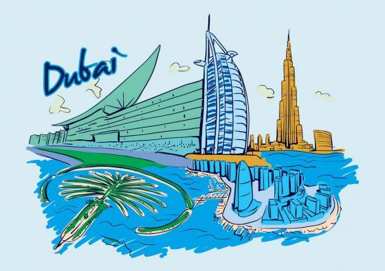 Flights From New York to Dubai